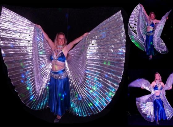 ailes orientales Les Melodys